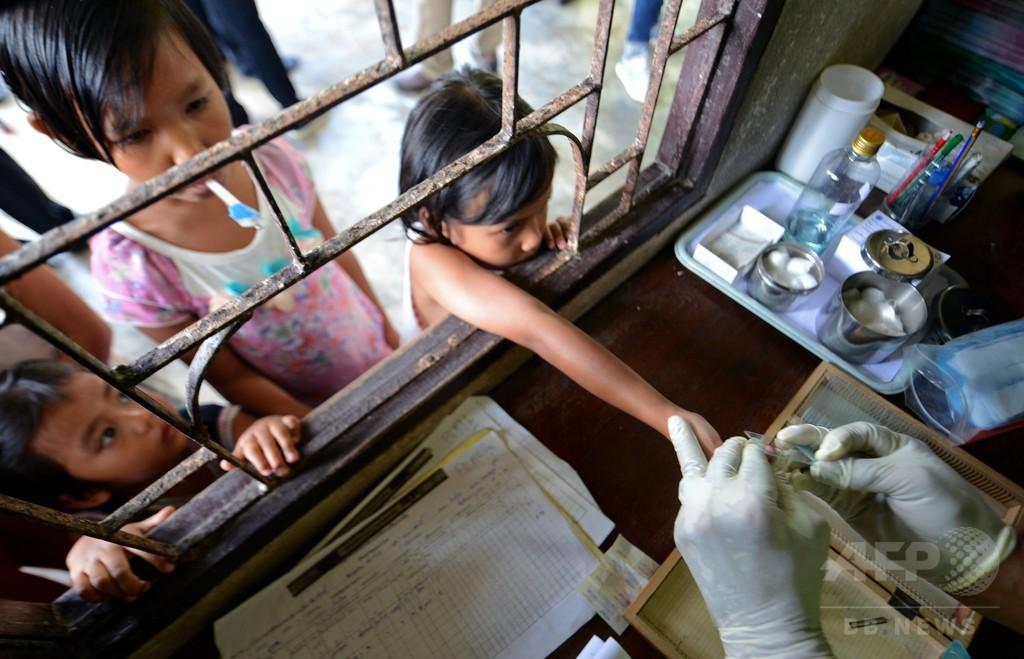 薬剤耐性マラリアの原虫、東南アジアで急速に拡大 英研究