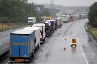 「猫缶」40トン散乱、高速道路大渋滞 フランス