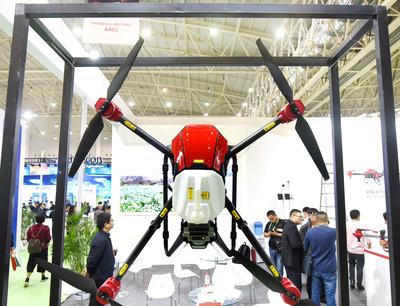 中国の現代農業分野への投資、5年間で700億元超