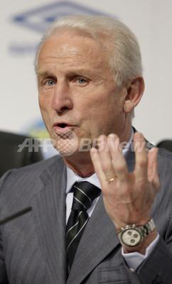 国際ニュース:AFPBB Newsトラパットーニ新監督 アイルランド代表の再建に意欲
