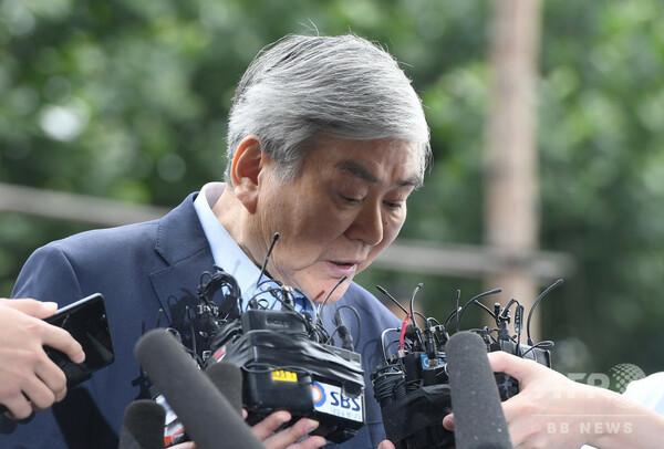 大韓航空の「ナッツ姫」父、取締役再任ならず 株主総会で否決