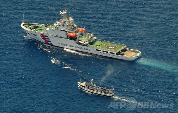 中国との領土争い、武力衝突の不安がアジアで増加