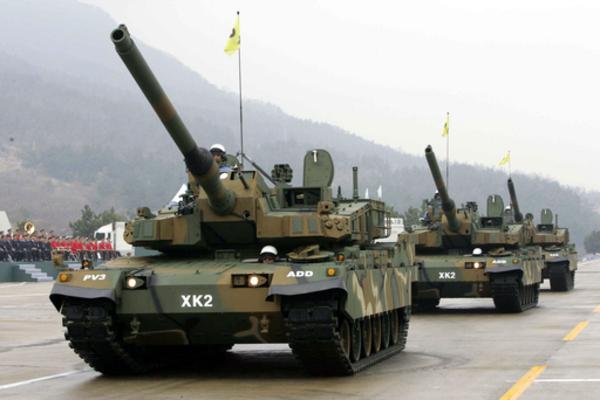 成長著しい韓国の防衛産業と停滞する日本