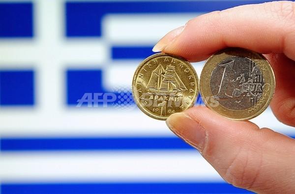ギリシャのユーロ離脱はハルマゲドンか、損失額80兆円の試算も