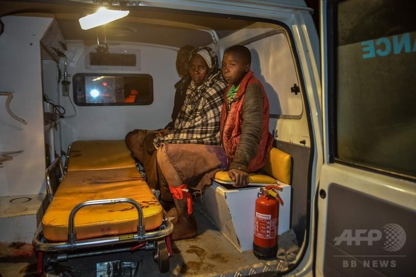 豪雨でダム決壊、32人死亡 ケニア