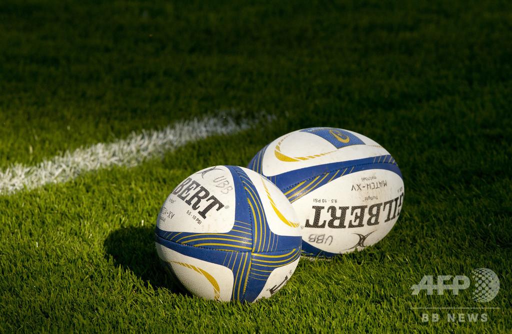 仏学生ラグビー選手、試合中のタックルが原因で死亡 ここ8か月で4人目