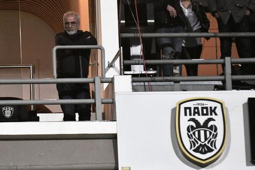 ギリシャ1部リーグが国際大会から除外の危機、FIFAが警告