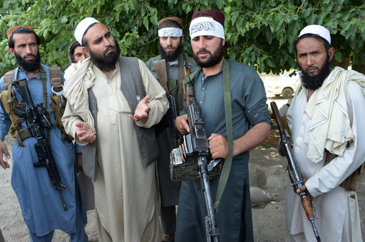アフガン北部4州でタリバンが襲撃、治安部隊員ら約60人死亡