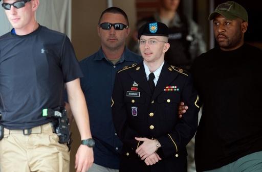軍事機密漏えいの米兵士、スパイ行為で有罪 「敵ほう助」では無罪