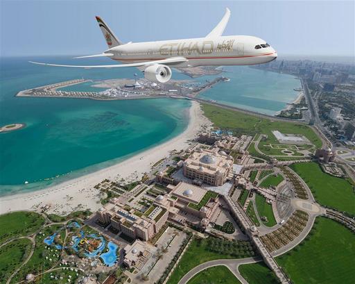 UAEエティハド航空、エアバスとボーイングから旅客機100機、204億ドルを購入へ