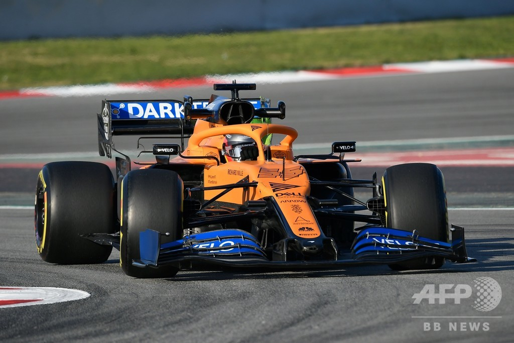 F1マクラーレン、中国からの渡航者を締め出し バルセロナ合同テスト