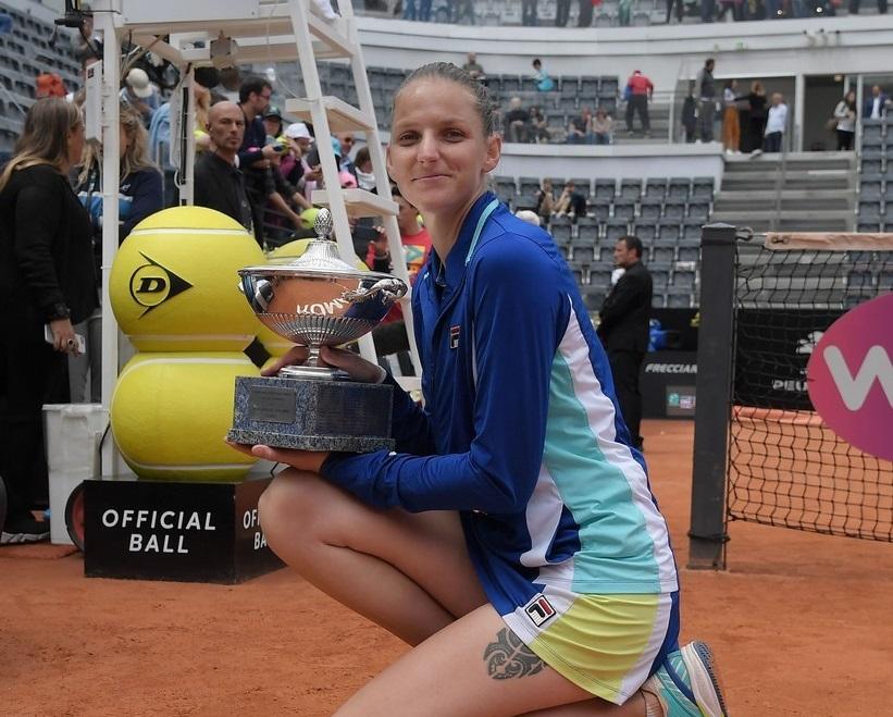 【写真特集】女子テニス2019年シーズンの優勝者