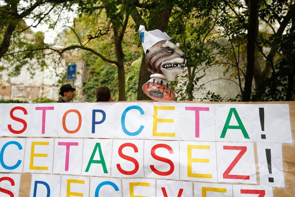 CETA 「協定結ぶ能力なし」とEUを非難 カナダ貿易相