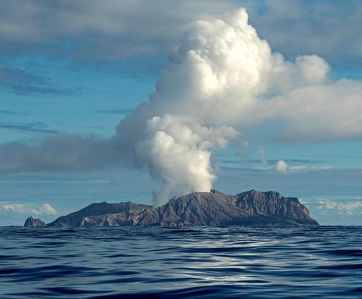 NZホワイト島の火山噴火、さらなる生存者いない見通し 警察発表