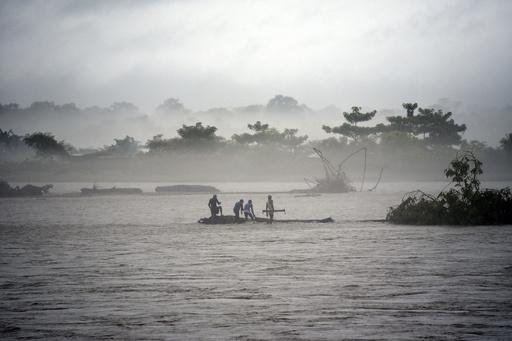 南アジア各地でモンスーンによる豪雨被害、死者少なくとも180人