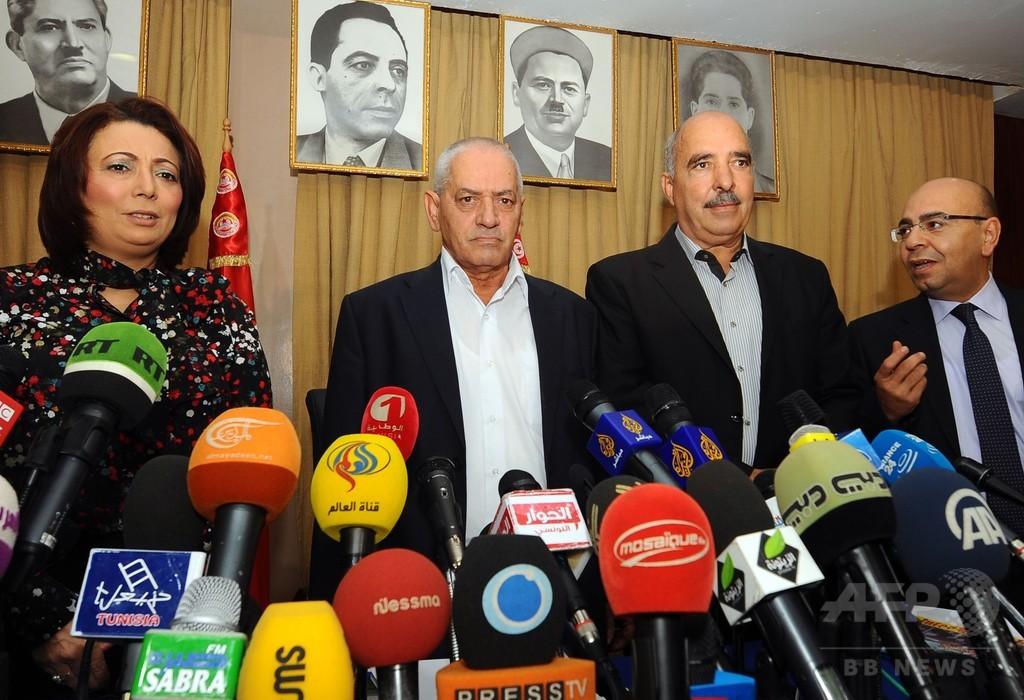 ノーベル平和賞、チュニジアの「国民対話カルテット」に