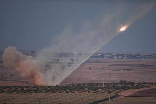 トルコ、シリア軍事作戦を停止 クルド部隊撤退後に終了へ
