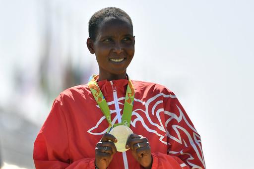 リオ五輪銀メダリスト、ドーピングで暫定資格停止 女子マラソン