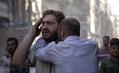 アレッポ市民、虐殺に直面する恐れ 民間防衛隊が訴え