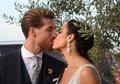 セルヒオ・ラモスが結婚式、レアルの新旧スターら豪華ゲスト参列