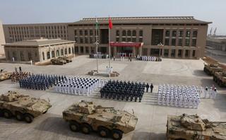 「中国のレーザーで操縦士負傷」との米主張を中国政府は否定