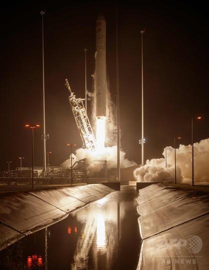 ISS補給機「シグナス」打ち上げ成功、2年前爆発のロケットで