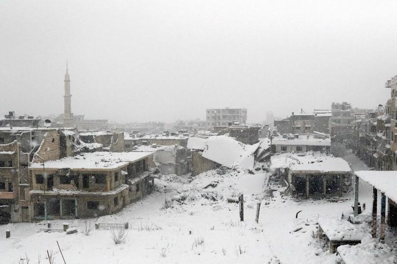 次はイドリブか ―「野外刑務所」の恐怖におびえるシリア避難民