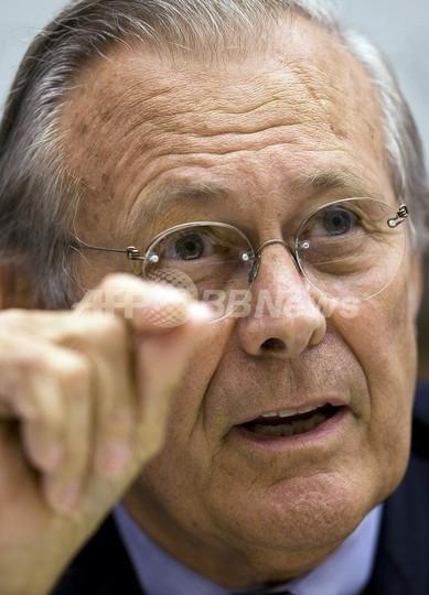 「グアンタナモなどの虐待はラムズフェルド氏らに責任」、米上院報告書