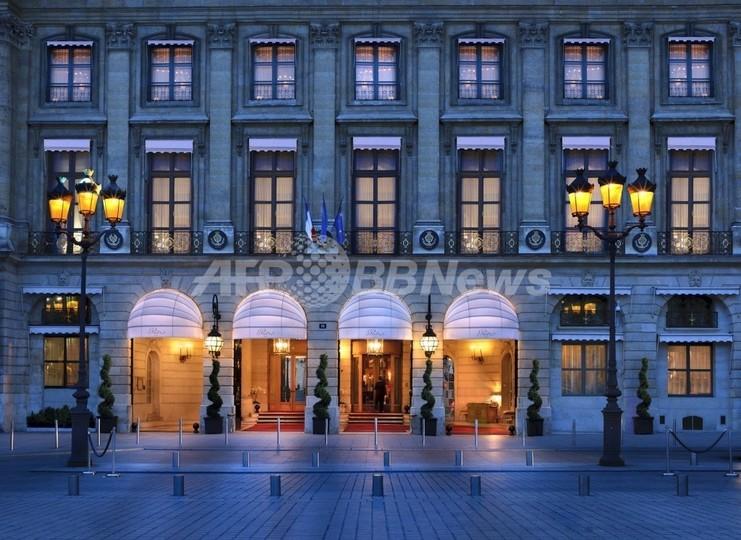 パリの高級ホテル「リッツ」、改装のため7月末から2年間休業