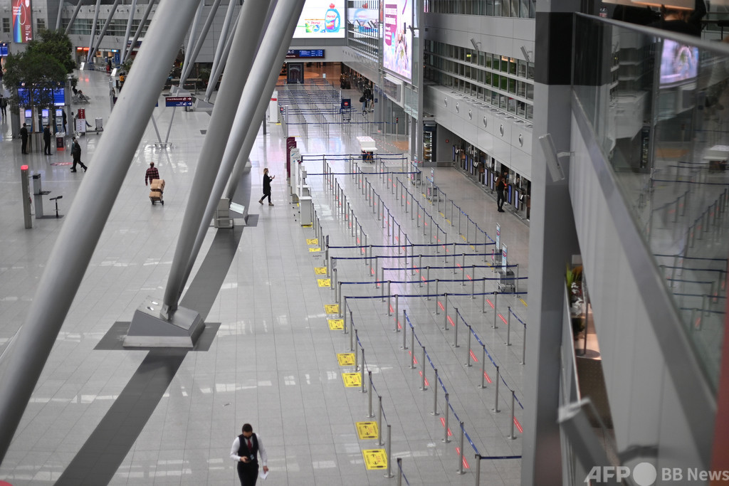 コロナ第2波の欧州、約200の空港に破産の恐れ