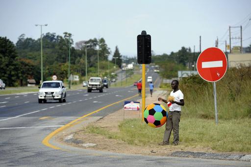 レイプ犯の男性器にかみつく ヒッチハイク中の妊婦が反撃、南アフリカ