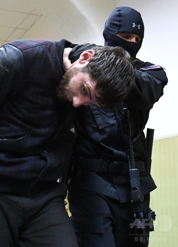 ネムツォフ氏暗殺、ロシア当局が容疑者に拷問?自白強制か