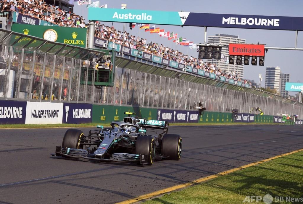 F1、豪GPと中国GPが延期に 暫定日程発表