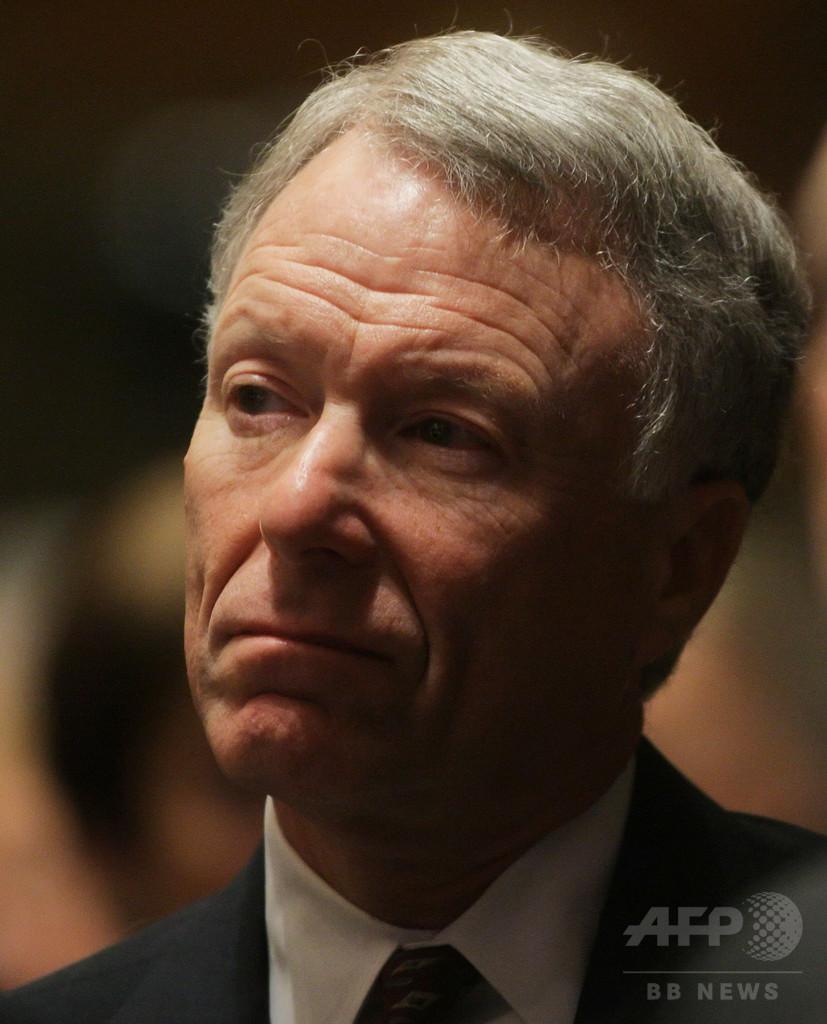 トランプ氏、ブッシュ政権元高官に恩赦 「司法妨害に褒美」と批判