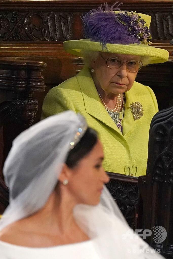 ヘンリー王子「女王に背き」引退発表 英王室、解決急ぐ - AFPBB News