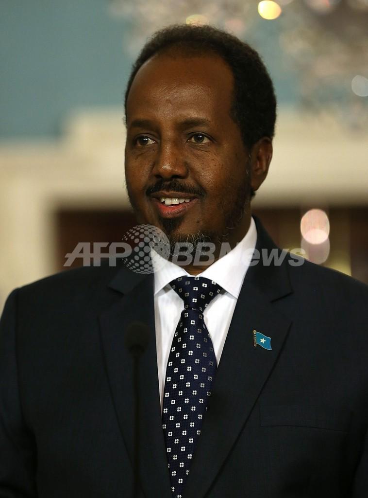 米国とソマリアが国交樹立