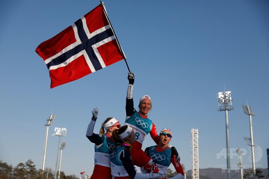 ビョルゲン金で通算15個目のメダル、獲得総数はノルウェーが1位