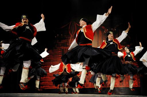 コソボ国立歌舞団、独立5周年を記念する公演