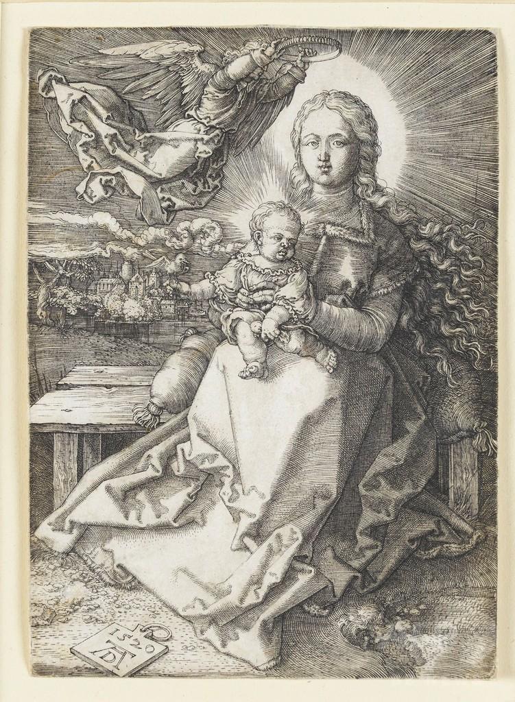 デューラーの銅版画、仏のみの市で見つかり独美術館に寄付