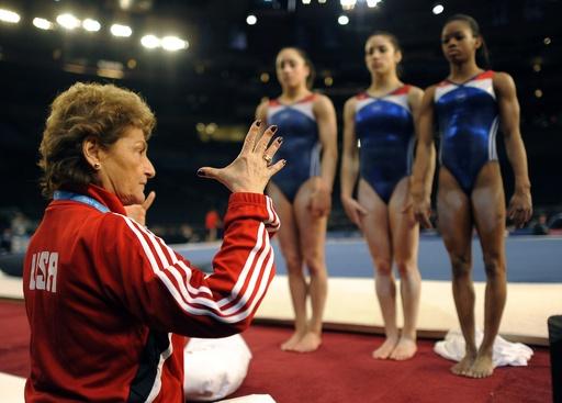 米体操の元五輪コーチ、虐待行為の認識否定「どうしたら私が…」