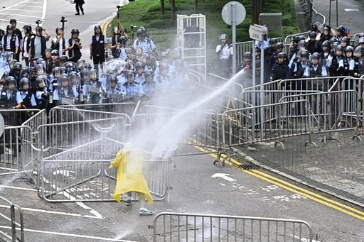【記者コラム】世界を驚かせた香港