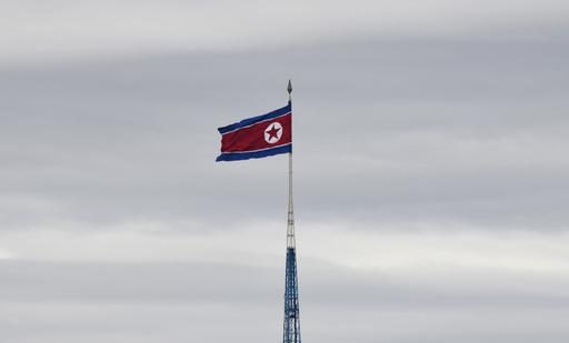 北朝鮮が飛翔体を2回発射、韓国軍発表