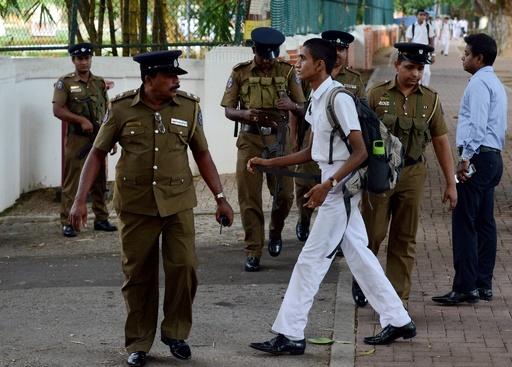スリランカ連続爆発、関係者全員を殺害・逮捕 警察発表