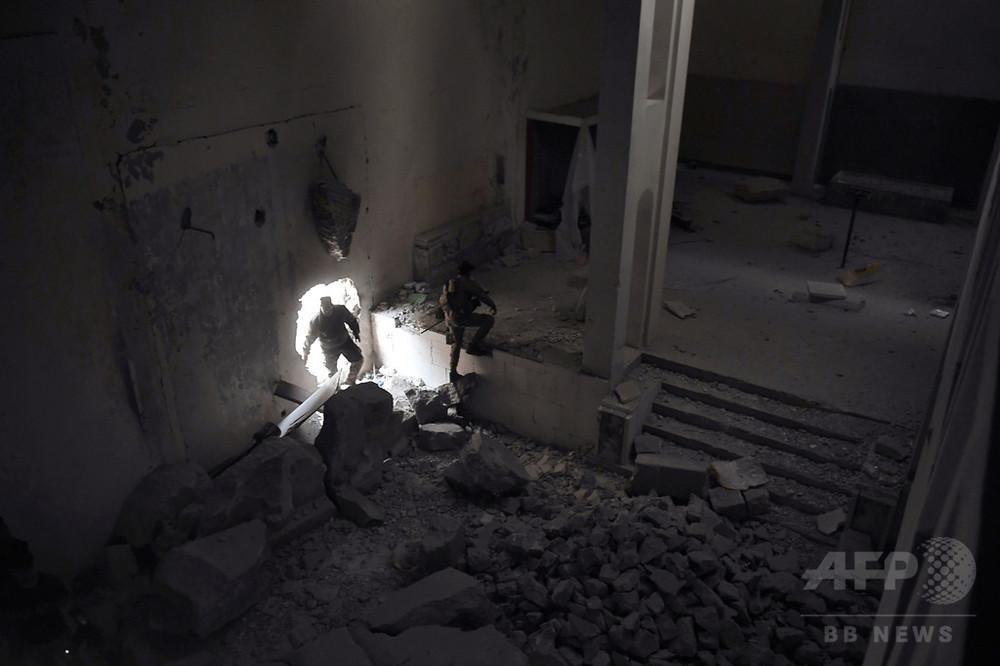 【特集】AFPのベストショット:3月11~17日