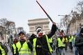 仏「黄色いベスト」運動 参加者半減 5週目の週末