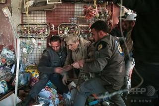 イスラエル軍、シリア救助組織「ホワイト・ヘルメット」をヨルダンに避難させる