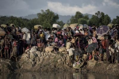 ロヒンギャ迫害、国際刑事裁が予備調査を開始 虐殺や性的暴行の疑い