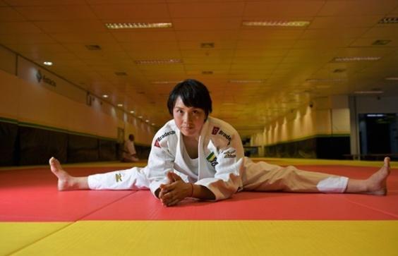慣習を投げ飛ばす、ブラジル柔道の男子監督に抜てきされた日本人女性コーチ【再掲】