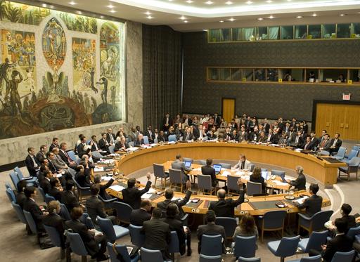国連安保理、対北朝鮮制裁決議を採択