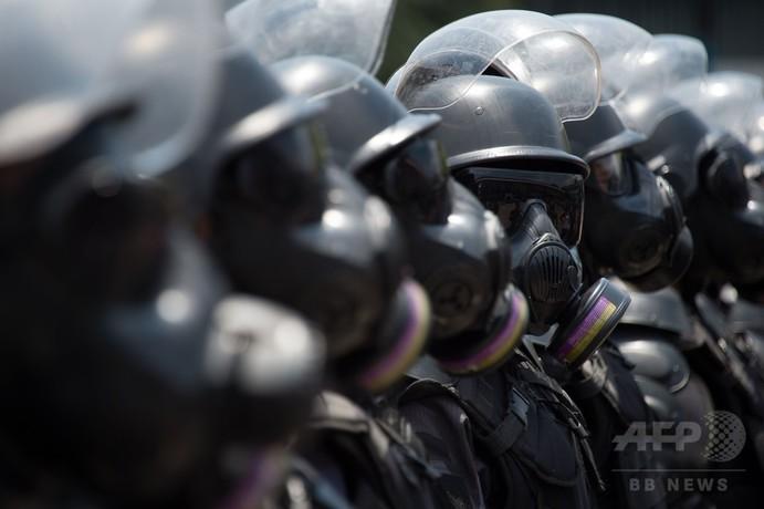 瞑想でストレス緩和を、リオ警察が試験導入 ブラジル